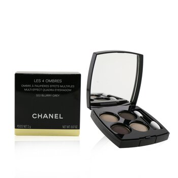Chanel Sombra Les 4 Ombres Quadra Eye Shadow - No. 322 Blurry Grey