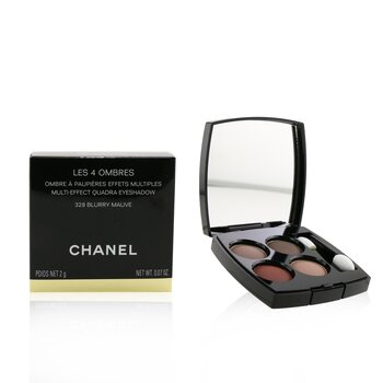 Chanel Sombra Les 4 Ombres Quadra Eye Shadow - No. 328 Blurry Mauve