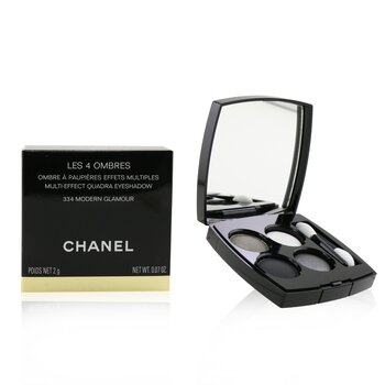 Chanel Sombra Les 4 Ombres Quadra Eye Shadow - No. 334 Modern Glamour