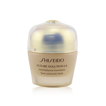 Shiseido Future Solution LX Total Radiance Foundation SPF15 - # Golden 4