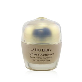 Shiseido Future Solution LX Total Radiance Foundation SPF15 - # Rose 2