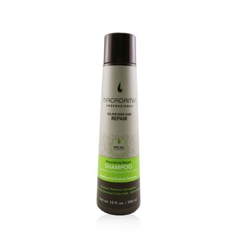 Macadamia Natural Oil Professional Nourishing Repair Shampoo (Medium to Coarse Textures)