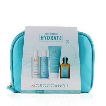 Moroccanoil Destination Hydrate Travel Set