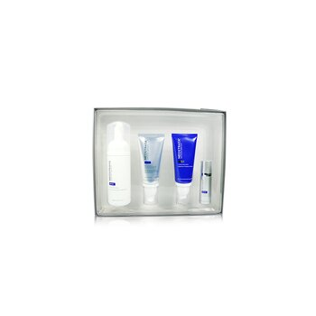Neostrata Skin Active Repair Kit: Exfoliating Wash + Matrix Support SPF30 + Cellular Restoration + Intensive Eye Therapy