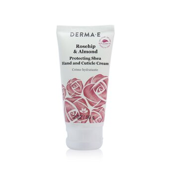 Derma E Rosehip & Almond Protecting Shea Hand And Cuticle Cream