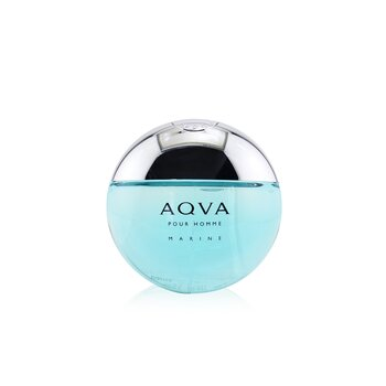 Bvlgari Aqva Pour Homme Marine Eau De Toilette Spray (Box Slightly Damaged)