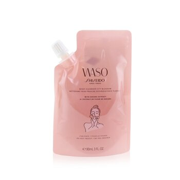 Shiseido Waso Reset Cleanser City Blossom (With Sakura Extract) - For Face
