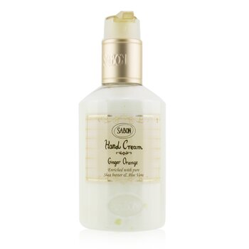 Sabon Hand Cream - Ginger Orange