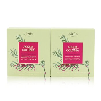 Acqua Colonia Pink Pepper & Grapefruit Aroma Soap Duo