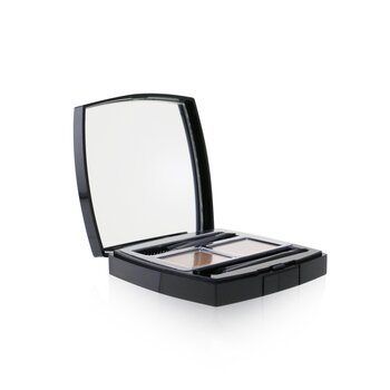 Chanel La Palette Sourcils Brow Wax & Brow Powder Duo - # 01 Light