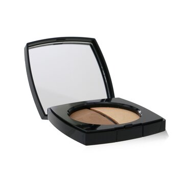 Chanel Duo Bronze Et Lumiere Bronzer And Highlighter Duo - # Medium