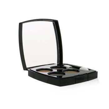Chanel Les 4 Ombres Quadra Eye Shadow - No. 318 Blurry Green