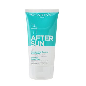 After Sun Shower Gel - For Body & Hair