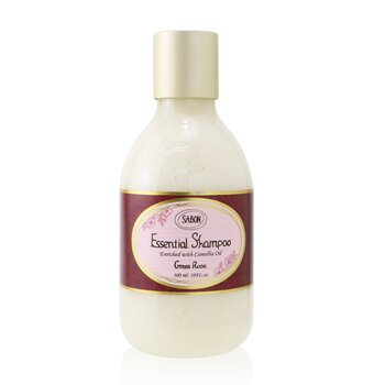 Sabon Essential Shampoo - # Green Rose