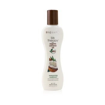 BioSilk Silk Therapy with Coconut Oil Moisturizing Conditioner