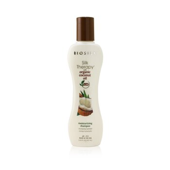 Silk Therapy with Coconut Oil Moisturizing Shampoo