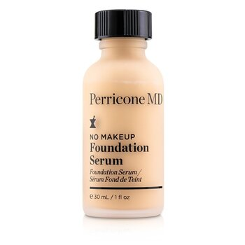 Perricone MD No Makeup Foundation Serum SPF 20 - # Porcelain (Fair/Cool) (Exp. Date 08/2021)
