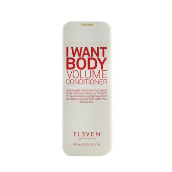 Eleven Australia I Want Body Volume Conditioner