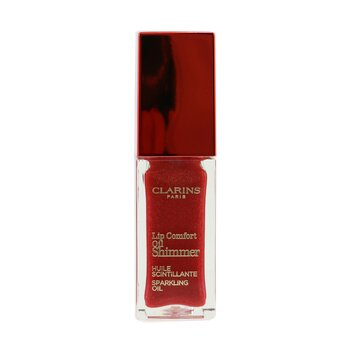 Lip Comfort Oil Shimmer - # 07 Red Hot