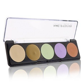 Make Up For Ever 5 Camouflage Cream Palette - #5 (Professional Corrective Shades)