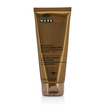 Nuxe Sun Silky Self-Tanning Body Lotion