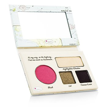 Autobalm Face Palette - #Hawaii