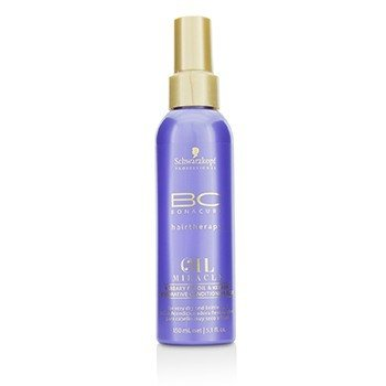 BC Oil Miracle Barbary Fig Oil & Keratin Restorative Conditioning Milk (For Very Dry and Brittle Hair)