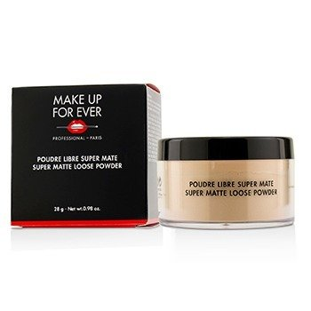 Make Up For Ever Super Matte Loose Powder - # 12 (Translucent Natural)