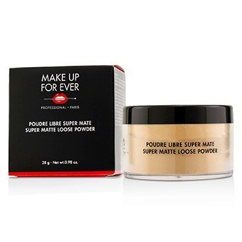 Make Up For Ever Super Matte Loose Powder - # 14 (Sand)