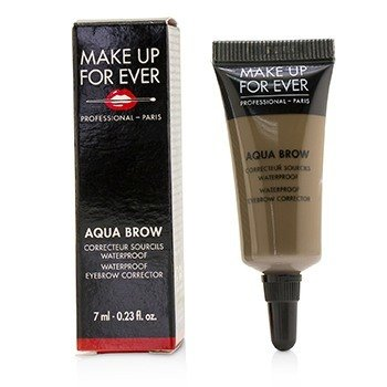 Make Up For Ever Aqua Brow Waterproof Eyebrow Corrector - # 25 (Ash)