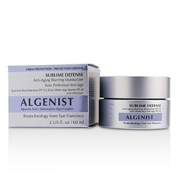 Algenist Sublime Defense Anti-Aging Blurring Moisturizer SPF 30 (Exp. Date 03/2018)