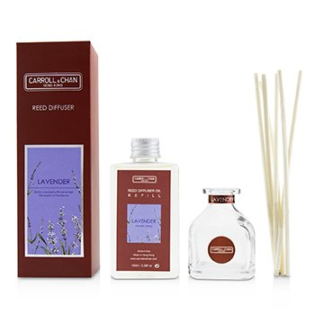 The Candle Company (Carroll & Chan) Reed Diffuser - French Lavender