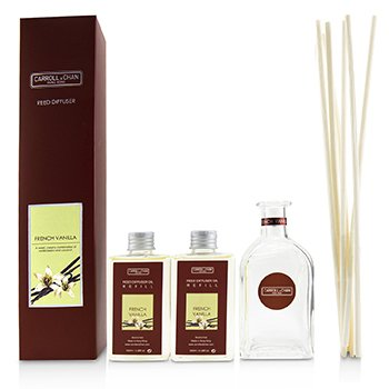 The Candle Company (Carroll & Chan) Reed Diffuser - French Vanilla