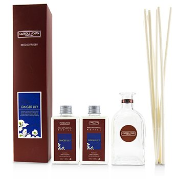 The Candle Company (Carroll & Chan) Reed Diffuser - Ginger Lily