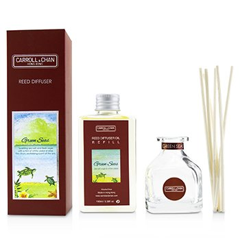 The Candle Company (Carroll & Chan) Reed Diffuser - Green Seas