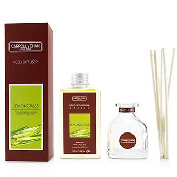 The Candle Company (Carroll & Chan) Reed Diffuser - Lemongrass