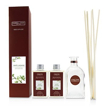The Candle Company (Carroll & Chan) Reed Diffuser - White Jasmine