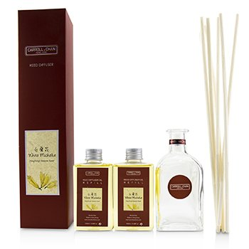 The Candle Company (Carroll & Chan) Reed Diffuser - White Michelia