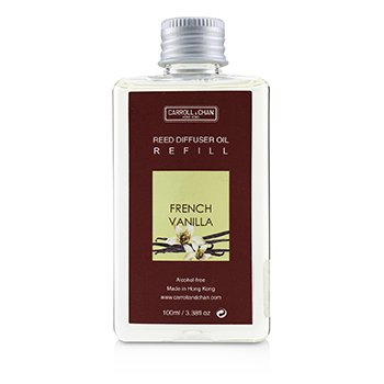 The Candle Company (Carroll & Chan) Reed Diffuser Refill - French Vanilla