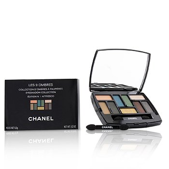 Chanel Les 9 Ombres Eyeshadow Collection - # N 1 Affresco