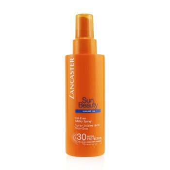 Lancaster Sun Care Oil-Free Milky Spray SPF30 (Box Slightly Damaged)