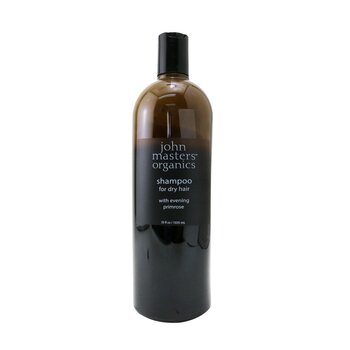 John Masters Organics Shampoo For Dry Hair with Evening Primrose
