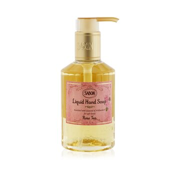Sabon Liquid Hand Soap - Rose Tea