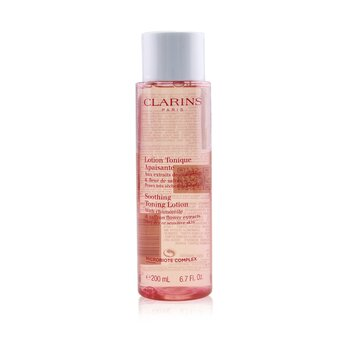 Soothing Toning Lotion with Chamomile & Saffron Flower Extracts - Very Dry or Sensitive Skin